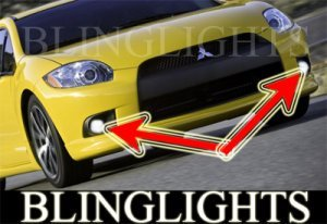 2009 MITSUBISHI ECLIPSE LED FOG LIGHT lamp gs gt spyder