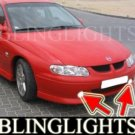 2000 2001 CHEVROLET LUMINA SS FOG LIGHTS driving lamps