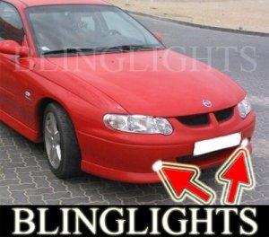 2000 2001 CHEVROLET LUMINA SS FOG LIGHTS driving lamps