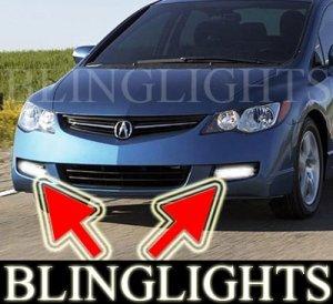 2006-2008 ACURA CSX FOG LIGHTS DRIVING LAMPS LIGHT LAMP KIT driving lamp type-s 2007