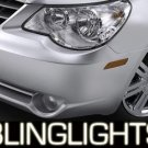 2007 2008 2009 2010 CHRYSLER SEBRING CONVERTIBLE XENON FOG LIGHTS DRIVING LAMPS LIGHT LAMP KIT