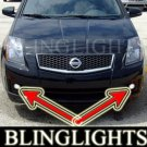 2007 2008 2009 NISSAN SENTRA SE-R FOG LIGHTS lamps v
