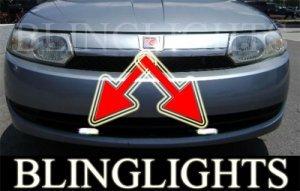 2003-2007 SATURN ION SEDAN FOG LIGHTS DRIVING LAMPS LIGHT LAMP KIT driving lamp 2004 2005 2006