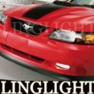 FORD MUSTANG CLASSIC DESIGN CONCEPTS BODY KIT FOG LIGHTS DRIVING LAMPS LIGHT LAMP KIT