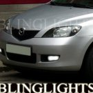 2002-2008 MAZDA MAZDA2 FOG LIGHTS DRIVING LAMPS LIGHT LAMP KIT neo maxx 2003 2004 2005 2006 2007