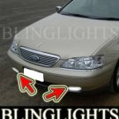 2005-2007 FORD FAIRLANE BF SERIES BUMPER FOG LIGHTS DRIVING LAMPS LIGHT LAMP KIT PAIR 2006