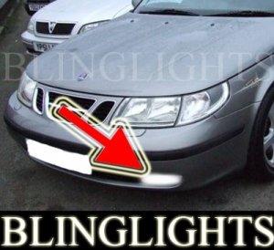 1999 2000 2001 SAAB 9-5 ARC XENON FOG LIGHTS DRIVING LAMPS LIGHT LAMP KIT