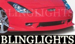2000-2005 TOYOTA CELICA WINGS WEST BODY BUMPER KIT FOG LIGHTS LAMPS DRIVING LAMP 2001 2002 2003 2004