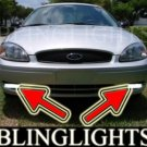2004-2007 FORD TAURUS XENON FOG LIGHTS DRIVING LAMPS LIGHT LAMP KIT lx se sel 2005 2006