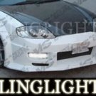 2003-2006 HYUNDAI TIBURON VIS RACING BODY KIT FOG LIGHTS DRIVING LAMPS LIGHT LAMP KIT 2004 2005