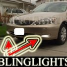 2002-2006 TOYOTA CAMRY FOG LIGHTS DRIVING LAMPS LIGHT LAMP KIT xv30 se le ce altis 2003 2004 2005