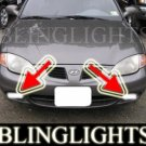 1996-2000 Hyundai Elantra GLS Xenon Fog Lights Driving Lamps Kit 1997 1998 1999