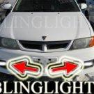 2000 NISSAN WINGROAD BUMPER FOG LIGHTS DRIVING LAMPS LIGHT LAMP KIT