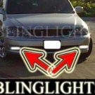 2000-2004 TOYOTA AVALON XENON FOG LIGHTS DRIVING LAMPS LIGHT LAMP KIT xl xls 2001 2002 2003
