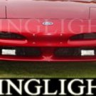 1992-1997 FORD PROBE FOG LIGHTS DRIVING LAMPS LIGHT LAMP KIT se gt gts 1993 1994 1995 1996