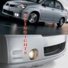 2001-2007 SUZUKI AERIO HALO FOG LIGHTS liana sx lamp 2002 2003 2004 2005 2006