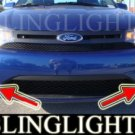 2009 2010 FORD FOCUS SES COUPE XENON LED FOG LIGHTS DRIVING LAMPS BUMPER LAMP LIGHT KIT 09 10
