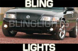 2003 2004 MERCURY MARAUDER XENON FOG LIGHTS DRIVING LAMPS LIGHT LAMP KIT