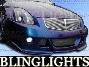 2004 2005 2006 2007 2008 NISSAN MAXIMA EXTREME DIMENSION BODY KIT FOG LIGHTS LAMPS LIGHT LAMP KIT