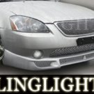 2002 2003 2004 2005 2006 NISSAN ALTIMA SARONA BODY KIT FOG LIGHTS LAMPS LIGHT LAMP 02 03 04 05 06