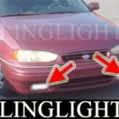 1991-1995 Hyundai Elantra Xenon Fog Lights Driving Lamps Kit 1992 1993 1994