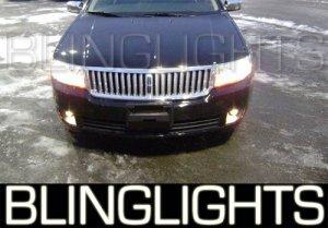 2007 2008 2009 LINCOLN MKZ XENON FOG LIGHTS DRIVING LAMPS LIGHT LAMP KIT