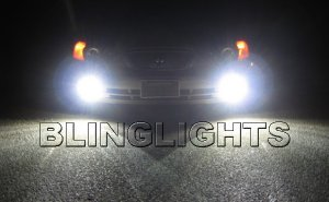 2001 2002 2003 Hyundai Elantra Xenon Fog Lights Driving Lamps Kit