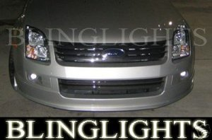 2006-2009 FORD FUSION XENON FOG LIGHTS DRIVING LAMPS LIGHT LAMP KIT S SE SEL FWD AWD 2007 2008