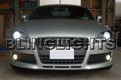 2007 2008 2009 2010 Audi TT Xenon Fog Lights Driving Lamps Kit