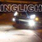 2004 2005 2006 2007 2008 Chrysler Crossfire Xenon Fog Lights Driving Lamps Kit