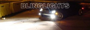 2004 2005 2006 2007 2008 Chrysler Crossfire Xenon Fog Lights Driving Lamps Kit