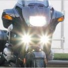 2004-2009 KAWASAKI NINJA ZX-10R XENON FOG LIGHTS DRIVING LAMPS LIGHT LAMP KIT 2005 2006 2007 2008 04