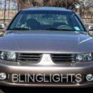 99-03 MITSUBISHI GALANT LED FOG LAMPS 00 01 02 lights