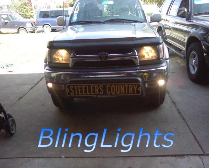99-02 Toyota 4Runner & SR5 HELLA FOG LIGHTS lamps 00 01