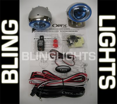 2002-2008 Hyundai Tiburon Fog Lamp Kit hid lights 06 07