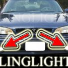 1992-1999 PONTIAC BONNEVILLE FOG LIGHTS driving lamp 98