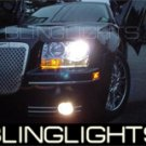 05-09 CHRYSLER 300C BLUE HALO FOG LIGHTS 07 08 LIMITED