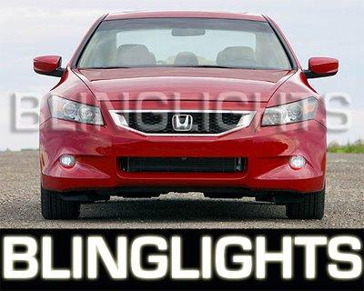 2008-2009 Honda Accord Fog Lamps lights coupe sedan 08
