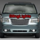 2008 Chrysler Town and Country Fog Lamps Lights & 08