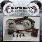 2006-2009 Chrysler PT Cruiser Halo Fog Lamps lights 07