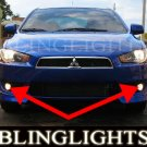 2007-2009 Mitsubishi Lancer Xenon Fog Lamps lights 08