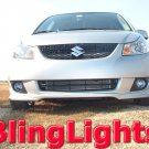 2007-2009 Suzuki SX4 Xenon Fog Lamps lights 07 08