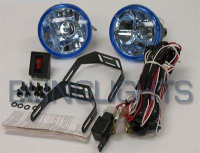 1997-2009 Dodge Dakota Xenon Fog Lamps lights 05 06 07