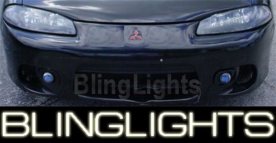 1992-1999 MITSUBISHI ECLIPSE FOG LAMPS lights 1998 1997