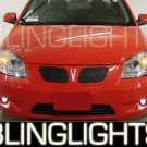 2007-2009 Pontiac G5 Fog Lamps lights gt 07 08 pursuit