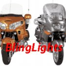04-09 KAWASAKI VULCAN 1600 NOMAD CLASSIC DRIVING LAMPS