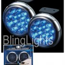 2004-2009 TOYOTA PRIUS BLUE LED FOG LIGHTS lamps 05 06