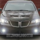 2008-2009 Pontiac G8 Fog Lamps Kit Lights 08 driving gt