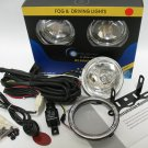 04-07 Mazda3 Blue Halo Fog Lamps lights 05 06 mazda 3