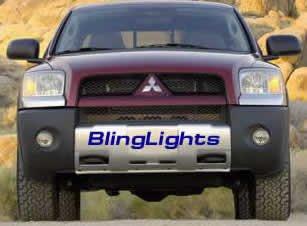 01-03 FORD RANGER WHITE HALO FOG LIGHTS lamps Edge 02